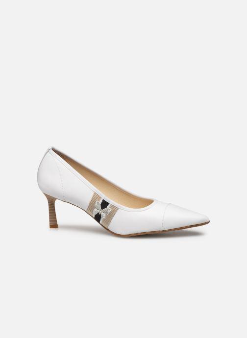 Zapatos de tacón Elizabeth Stuart Recife 304 Blanco vistra trasera