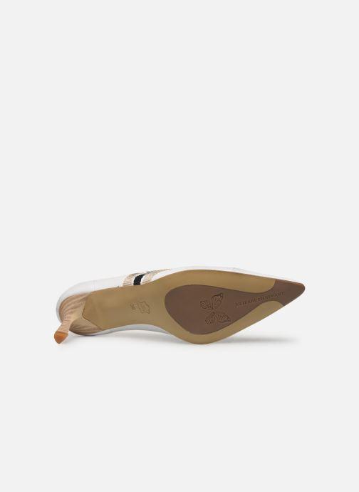 Zapatos de tacón Elizabeth Stuart Recife 304 Blanco vista de arriba