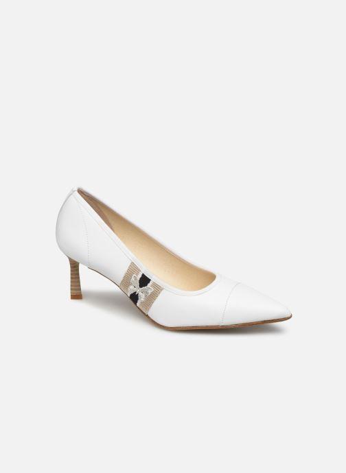 Zapatos de tacón Elizabeth Stuart Recife 304 Blanco vista de detalle / par