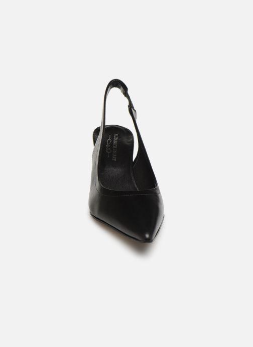 Pumps Elizabeth Stuart Revel 304 schwarz schuhe getragen