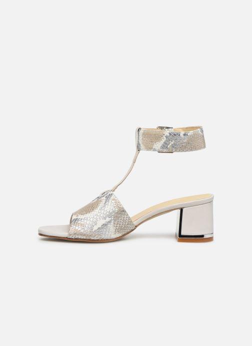 Sandales et nu-pieds Elizabeth Stuart Sueli 204 Blanc vue face