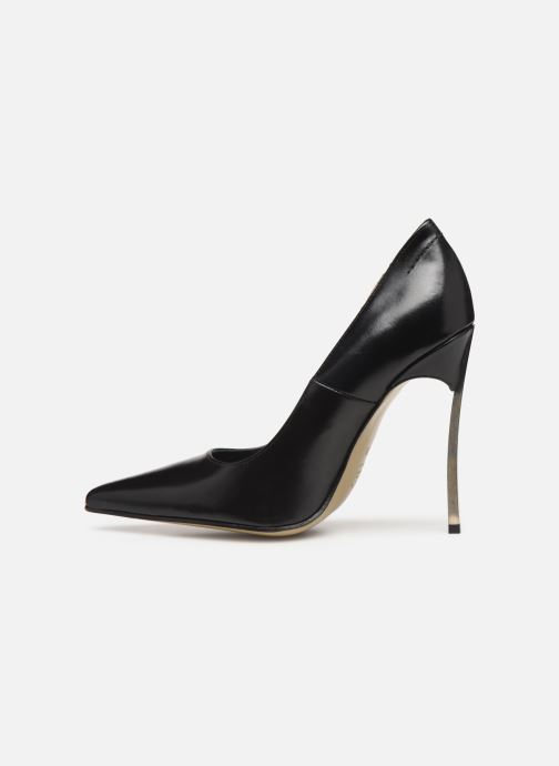 High heels Elizabeth Stuart Xonon 304 Black front view