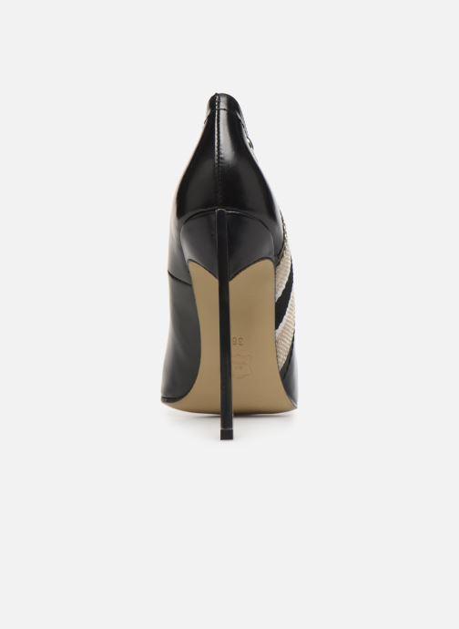 High heels Elizabeth Stuart Xonon 304 Black view from the right