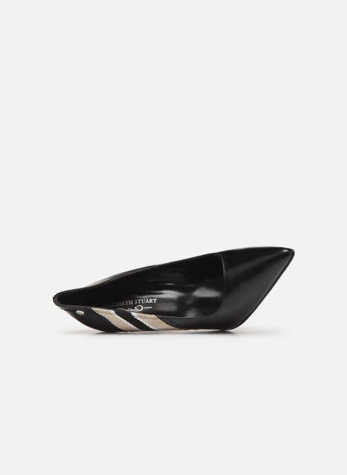 High heels Elizabeth Stuart Xonon 304 Black view from the left