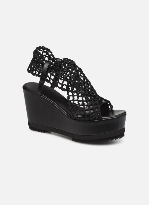 Sandali e scarpe aperte Elizabeth Stuart Zymet 292 Nero vedi dettaglio/paio
