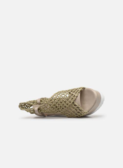 Sandales et nu-pieds Elizabeth Stuart Zynet 292 Beige vue gauche