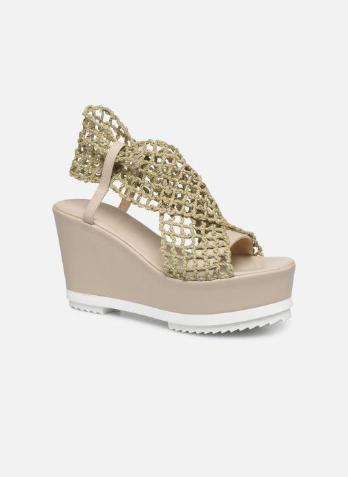 Sandales et nu-pieds Elizabeth Stuart Zynet 292 Beige vue détail/paire