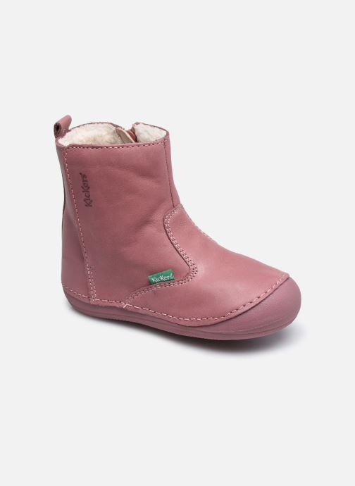 Stiefel Kickers Socool Cho rosa detaillierte ansicht/modell