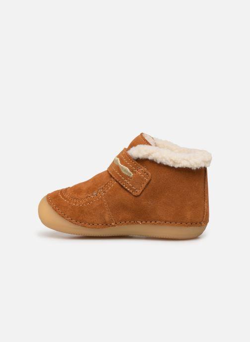 Stiefeletten & Boots Kickers Soetnic braun ansicht von vorne