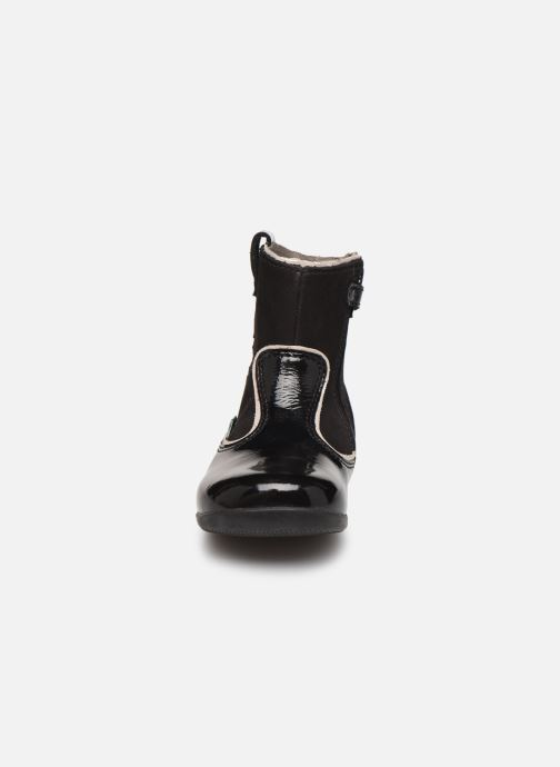 Stivali Kickers Biboots Nero modello indossato