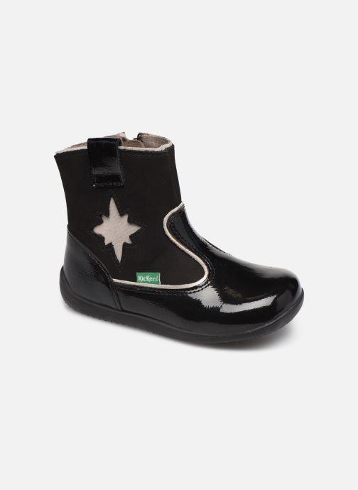 Stivali Kickers Biboots Nero vedi dettaglio/paio