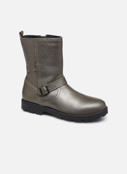 Stiefel Kickers Grammi silber detaillierte ansicht/modell