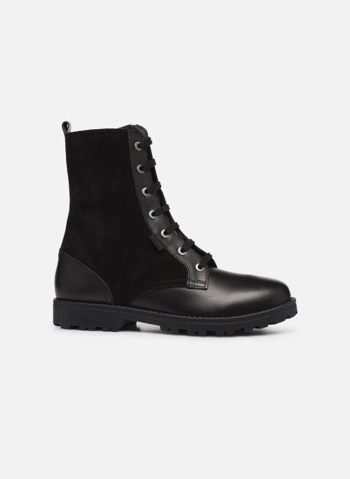 Bottines et boots Kickers Growupp Noir vue derrière