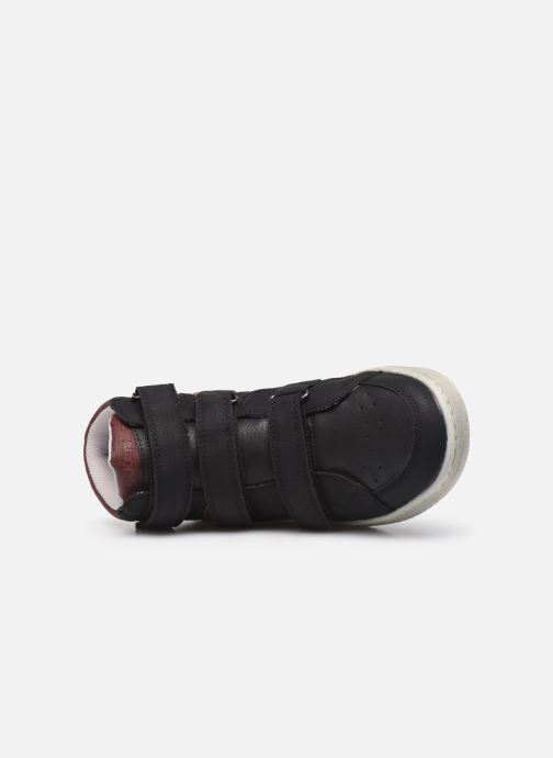Sneakers Kickers Lohan Nero immagine sinistra