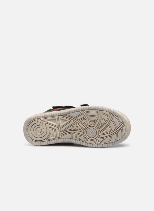 Sneakers Kickers Lohan Sort se foroven