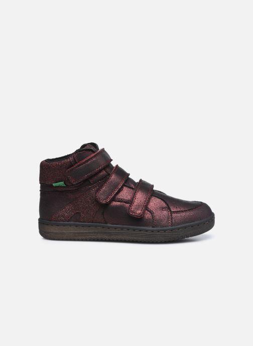 Sneakers Kickers Lohan Bordò immagine posteriore