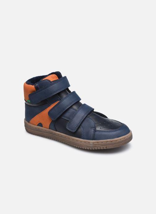 Sneaker Kickers Lohan blau detaillierte ansicht/modell