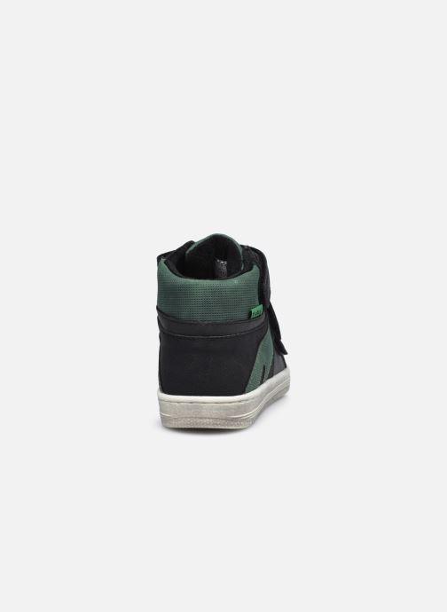 Sneakers Kickers Lohan Nero immagine destra