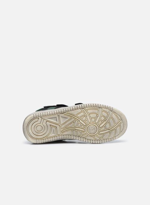 Sneakers Kickers Lohan Nero immagine dall'alto