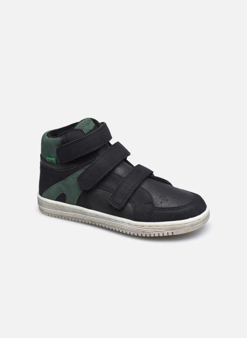 Sneaker Kickers Lohan schwarz detaillierte ansicht/modell
