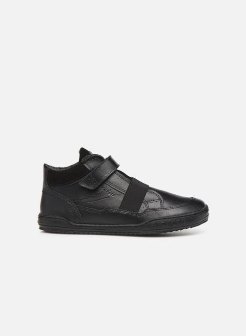 Sneakers Kickers Jinglelast Bts Zwart achterkant
