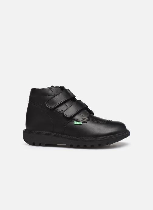 Boots en enkellaarsjes Kickers Neocro Zwart achterkant