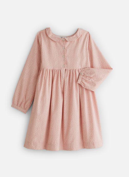 Vêtements Bobine Robe Claire Rose vue détail/paire