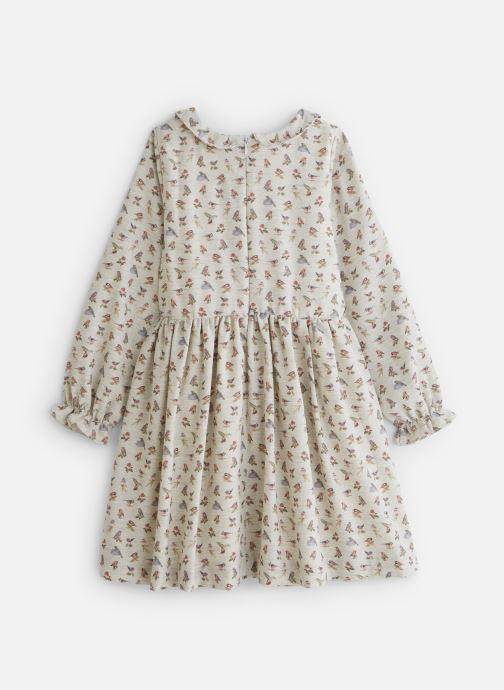 Vêtements Bobine Robe Suzette Blanc vue bas / vue portée sac