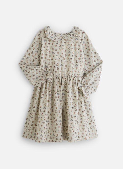 Vêtements Bobine Robe Suzette Blanc vue détail/paire
