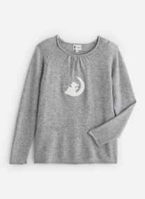 Pull - Pull col rond Lune