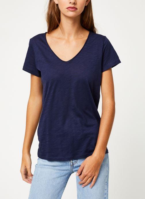 Vêtements Marie Sixtine T-SHIRT NOE Bleu vue droite