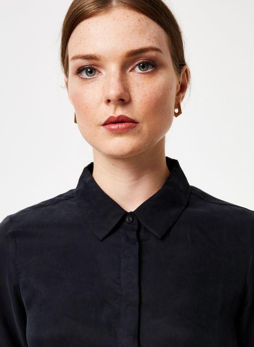 Vêtements Marie Sixtine SHIRT ALYSSA Noir vue face