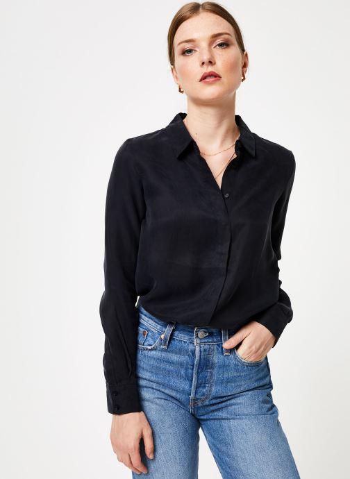 Vêtements Marie Sixtine SHIRT ALYSSA Noir vue détail/paire