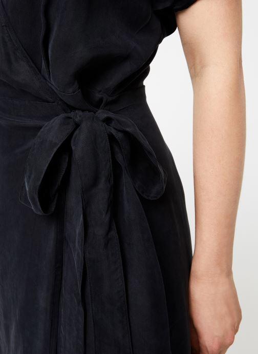 Vêtements Marie Sixtine DRESS LISETTE Noir vue face