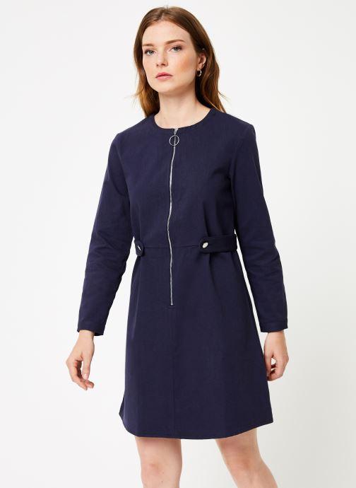 Vêtements Marie Sixtine DRESS MARISE Bleu vue droite