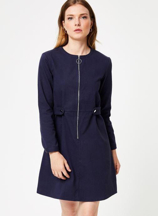Vêtements Marie Sixtine DRESS MARISE Bleu vue détail/paire