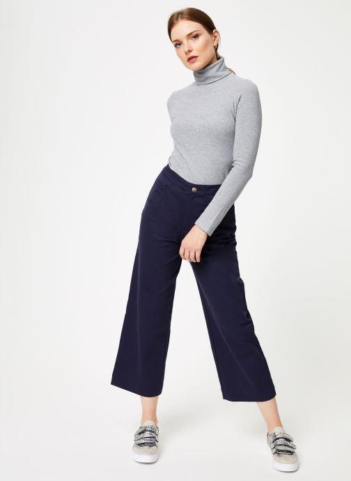Vêtements Marie Sixtine PANTS MALONE Bleu vue bas / vue portée sac