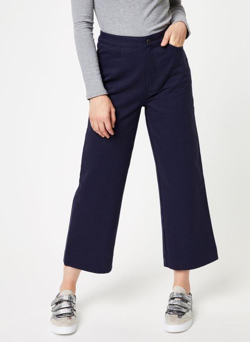 Vêtements Marie Sixtine PANTS MALONE Bleu vue détail/paire