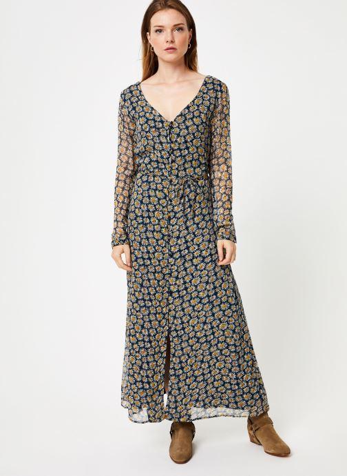 Vêtements Marie Sixtine DRESS ANASTASIA Blanc vue bas / vue portée sac