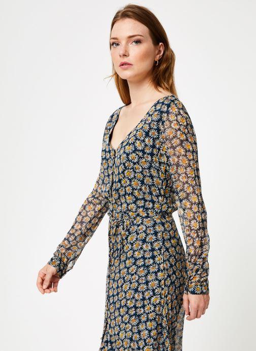 Vêtements Marie Sixtine DRESS ANASTASIA Blanc vue droite