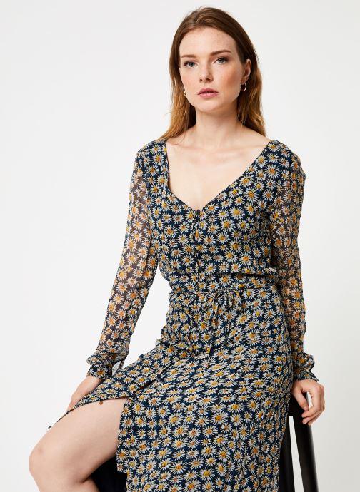 Vêtements Marie Sixtine DRESS ANASTASIA Blanc vue détail/paire