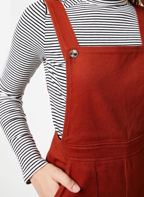Vêtements Marie Sixtine JUMPSUIT ADELE Orange vue face