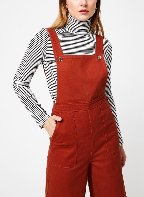Vêtements Marie Sixtine JUMPSUIT ADELE Orange vue détail/paire