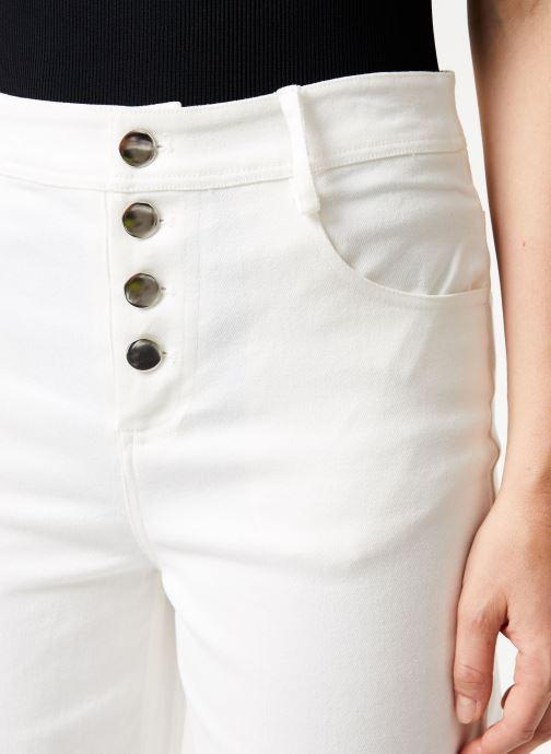 Vêtements Marie Sixtine PANTS ANDREA Blanc vue face