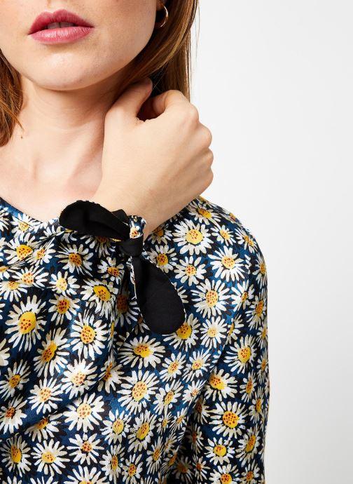 Vêtements Marie Sixtine BLOUSE ANGIE Bleu vue face