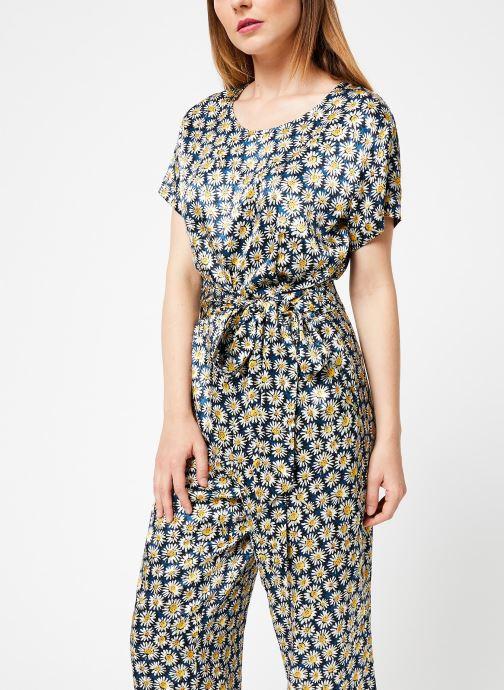 Vêtements Marie Sixtine JUMPSUIT GABOR Bleu vue droite