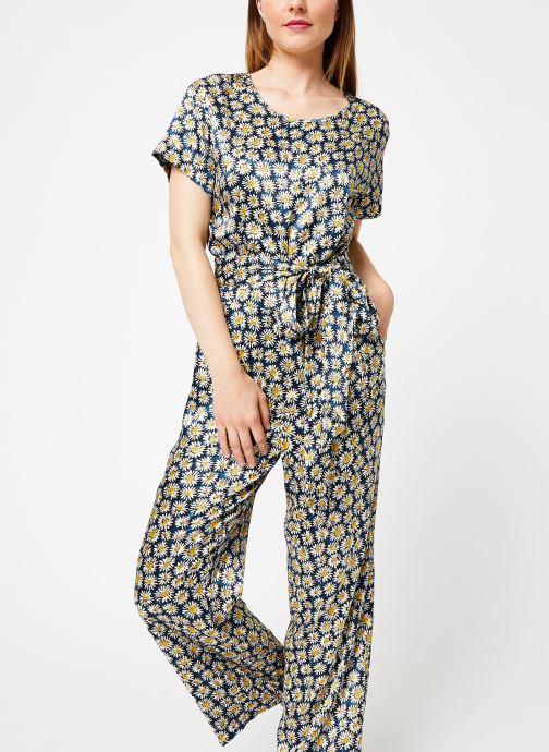 Vêtements Marie Sixtine JUMPSUIT GABOR Bleu vue détail/paire