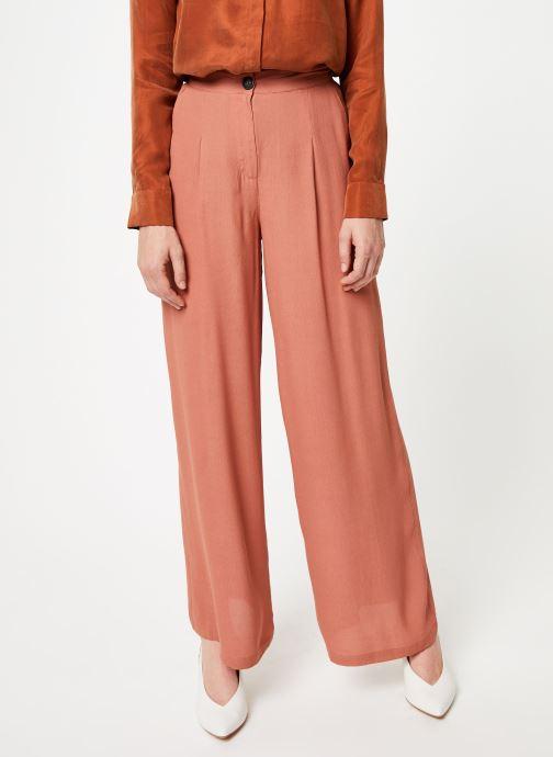 Vêtements Marie Sixtine PANTS LEO Rose vue détail/paire