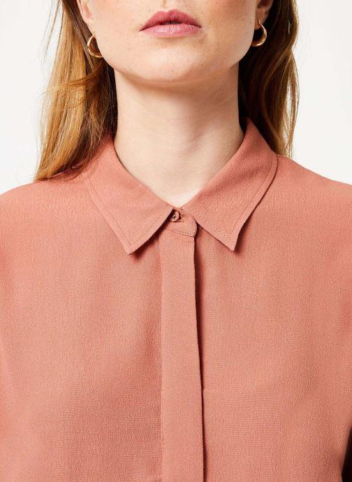 Vêtements Marie Sixtine DRESS MAROU Rose vue face