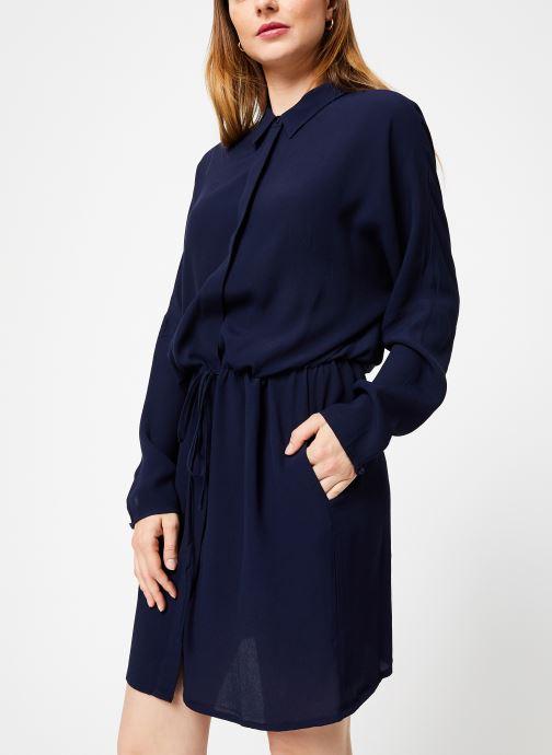 Vêtements Marie Sixtine DRESS MAROU Bleu vue droite